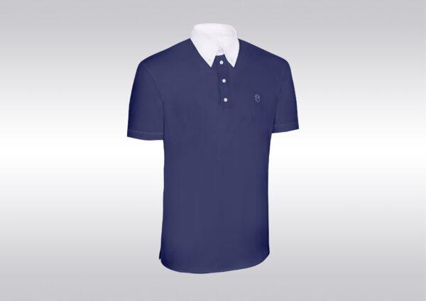 Samshield heren shirt Charles navy