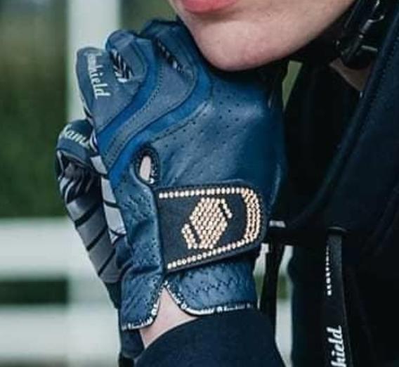 Samshield V-Skin handschoen Rose gold Swarovski